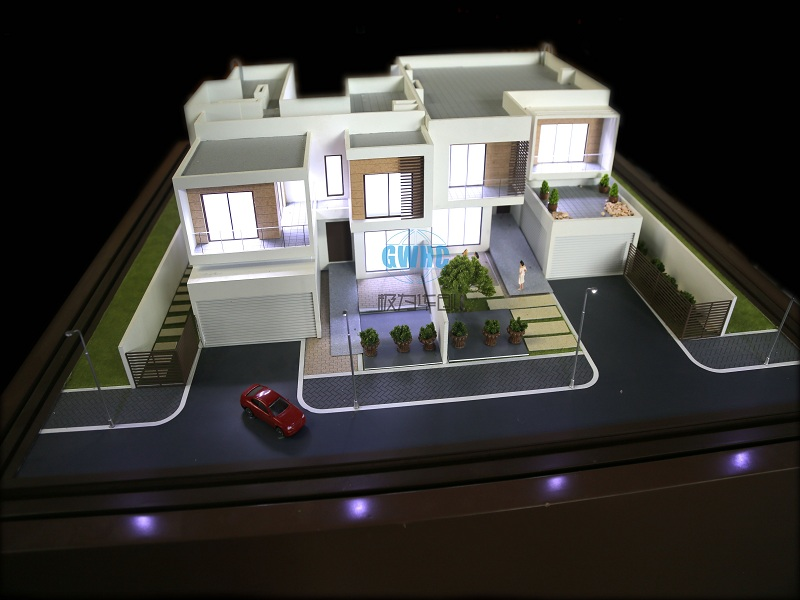 villa house model of Dubai project Featured Image