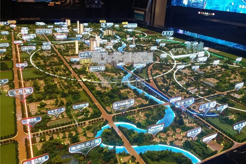 China Railway Planning Model Project Featured Image